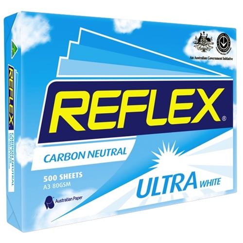 Reflex A3 80gsm Ultra White Copy Paper C