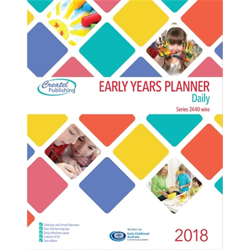 Early Years Planner TPD 2440 Wiro Create