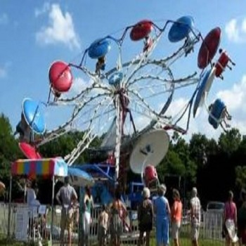 Want to Bring Joy to Children? Try out Our Affordable Amusement Rides