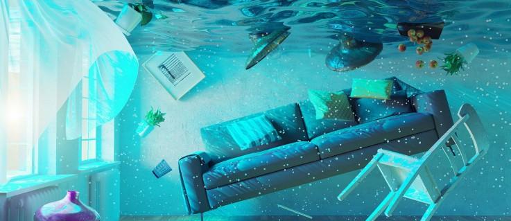 Flood Services Sydney - Wet Carpet Drying