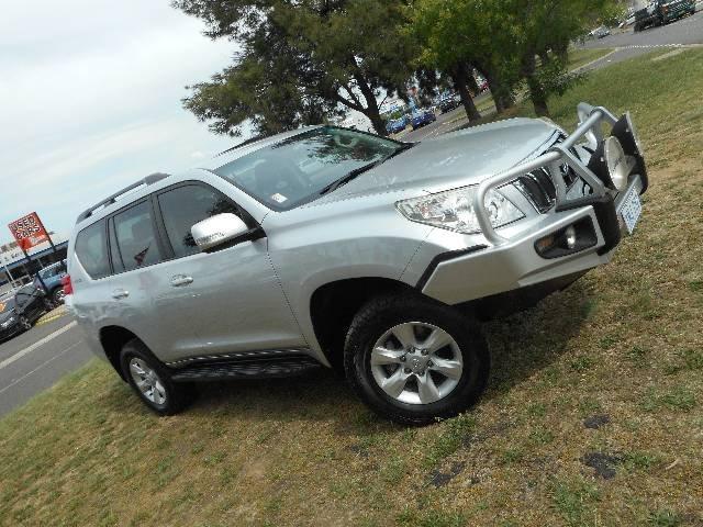 2011 Toyota Landcruiser Prado GXL 4X4