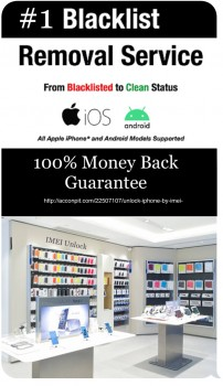 Unlock iPhone™ by IMEI Permanently - $50