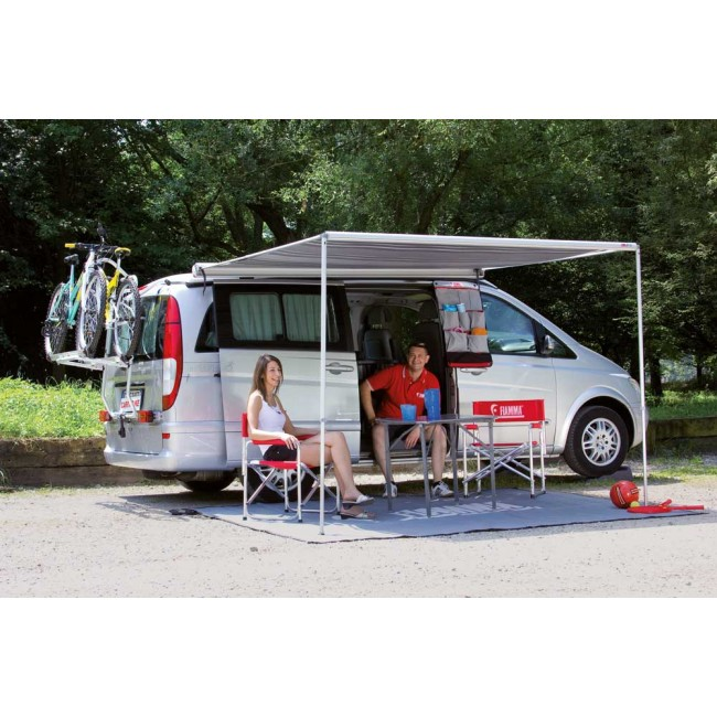 Fiamma F35 Pro Awning - 1.8m Royal Grey
