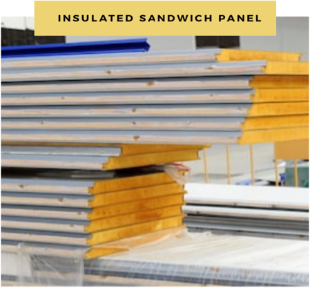 Distinct Insulated Wall Panels for Building Applications in Melbourne