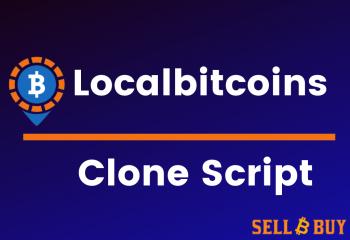 Localbitcoins Clone PHP Script