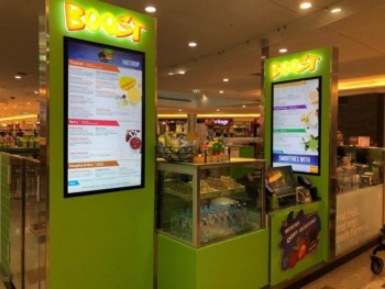 Food Retail Franchise