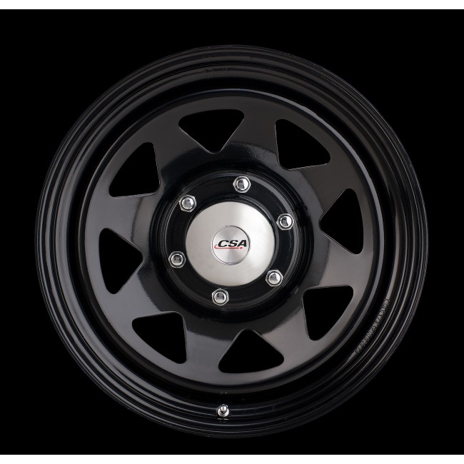 Road Wheel Black 13 Inch Holden HR Range