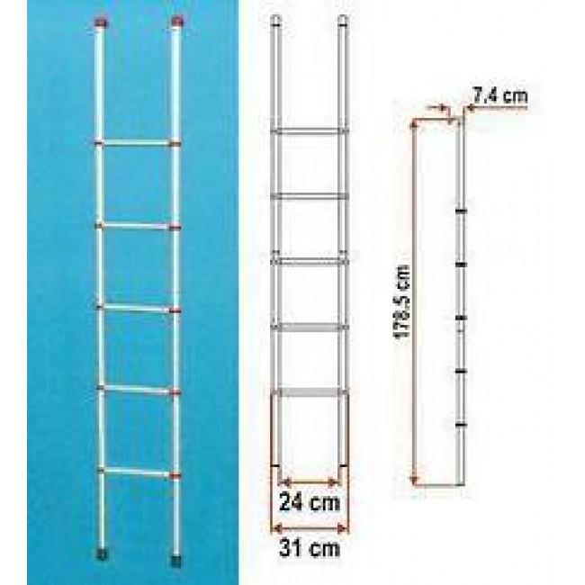 Ladder Fiamma Deluxe 5 Rung