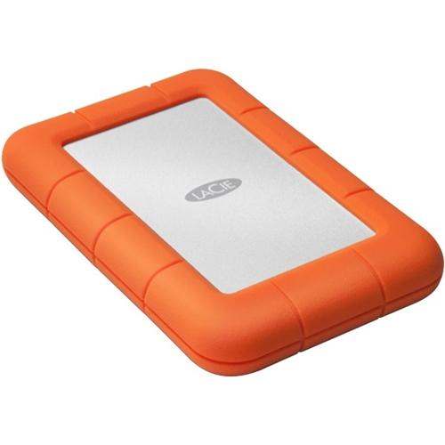LaCie Rugged Mini USB 3.0 Portable Hard