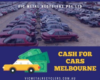 Cash For Cars in Melbourne | VIC Metal R