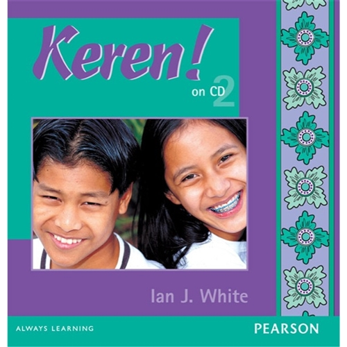Keren! 2 Audio CDs (POD). Author: Ian Wh
