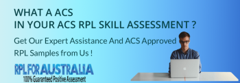 Looking for the EA Approved ACS RPL Samp