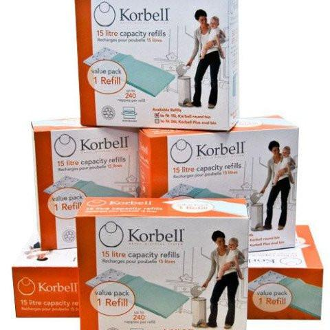 Korbell Nappy Disposal Refill