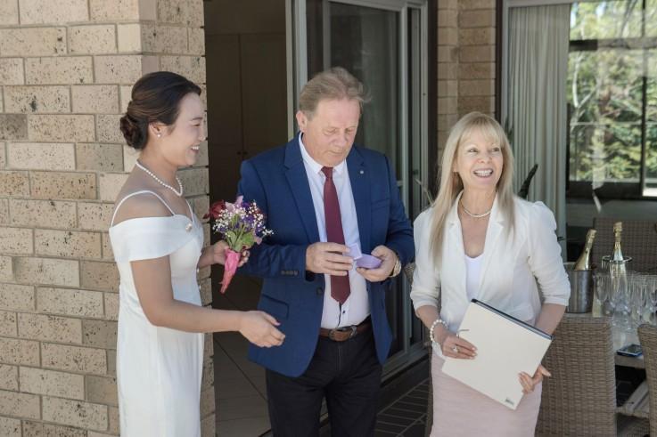 Budget oriented Wedding Ceremony packages Sydney for a memorable celebration | The Celebrant 4 U