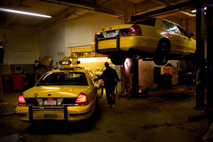 Taxi Repair Spec ...