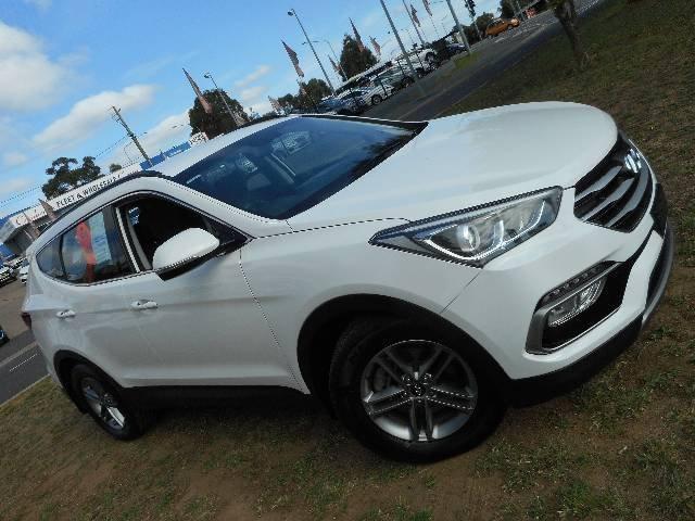 2016 Hyundai Santa FE Active Crdi 4X4 DM