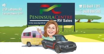 Avan Caravan for Sale