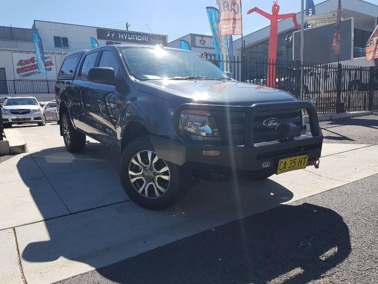 2014 Ford Ranger XL 3.2 4X4 PX
