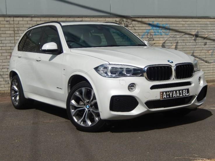 2014 BMW X5 Xdrive 30D F15