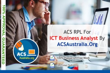 RPL for ICT Business Analyst from Expert