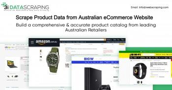 Scrape eCommerce Data Services Australia