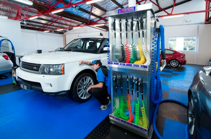 Mobile Detailing Shop in Pascoe Vale - Iconic Detailing