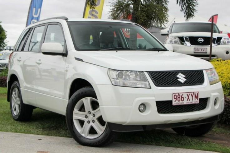 2007 Suzuki Grand Vitara Prestige