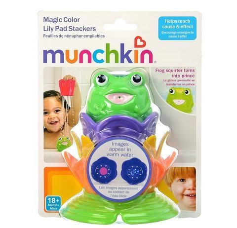 Munchkin Magic Color Change Lily Pad