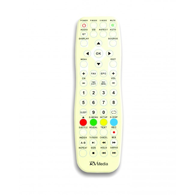 Weather Resistant Remote Control for RV
