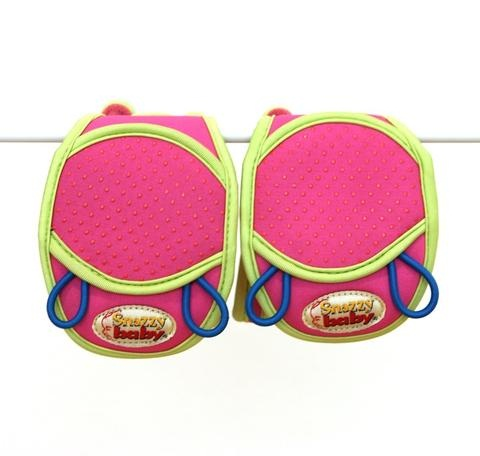 Snazzy Baby Knee Pads - Pink