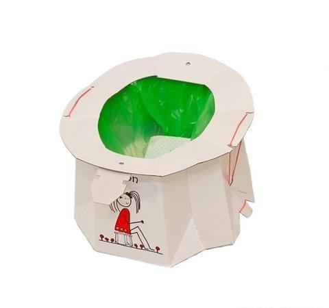 Fertile Mind TRON Disposable Potty
