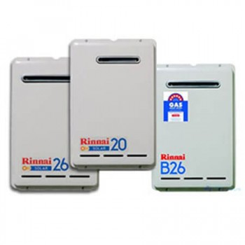 Rinnai Hot Water Heater System Units