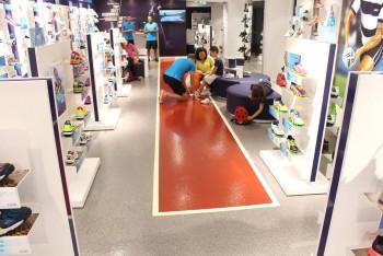 Concrete Floor Coating and Polishing