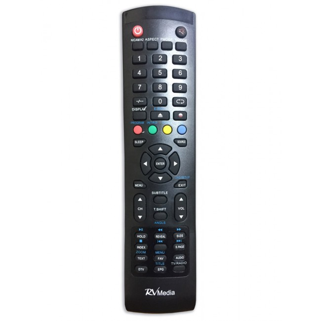 Remote To Suit RV Media Series 2 24