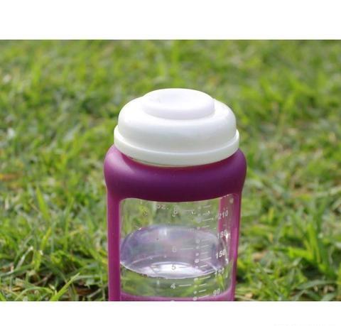 Cherub Baby Bottle Caps and Travel Seals