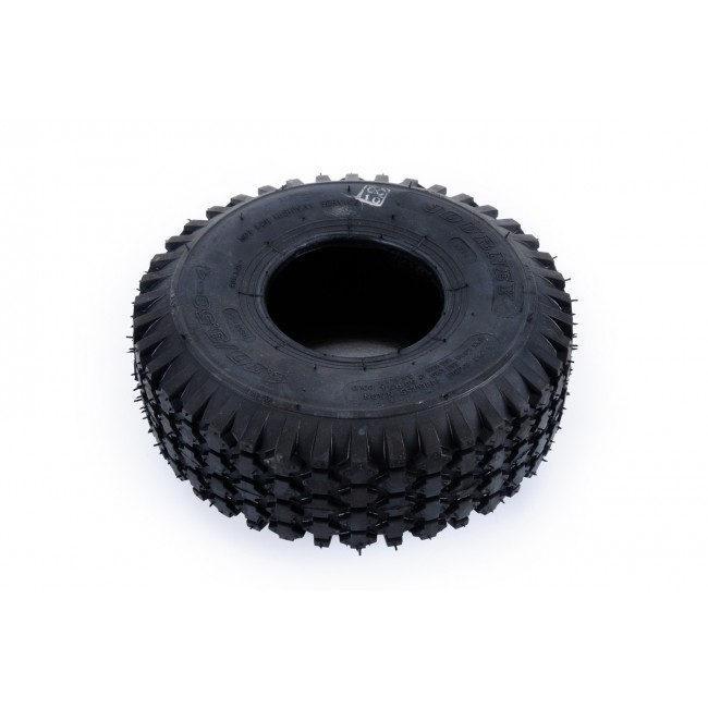 Rubber Tyre 410mm x 350mm - 4 Ply