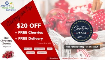 Flat $20 Off On Fresh Fruit & Veg in Mel