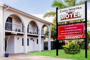 Mackay Motel Accommodation
