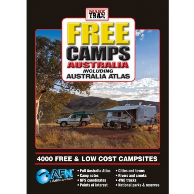 Make Trax Free Camps Australia Spiral