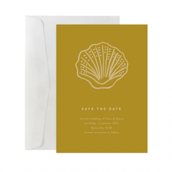 Memorable 'Save The Date' Cards For Your