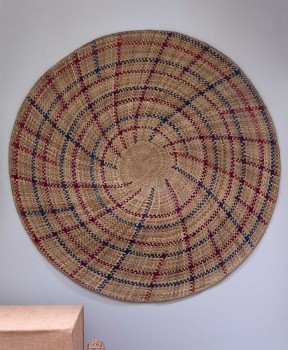Entangled Large Woven Wall Hanging