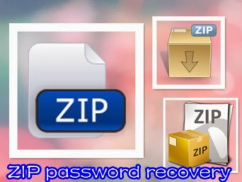Zip password Reacovery