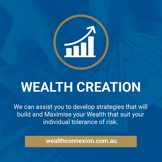 Wealth Creation  ...