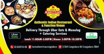 Fine Dining, Authentic Indian Restaurant