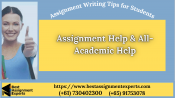 Academic Assignment Writing Help