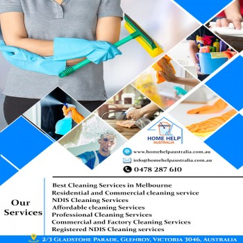 Cleaning And Gardening Service In Melbou