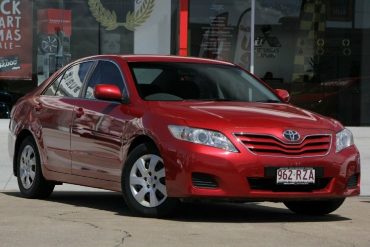 2009 Toyota Camry Altise