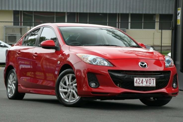 2011 Mazda 3 SP25 Activematic