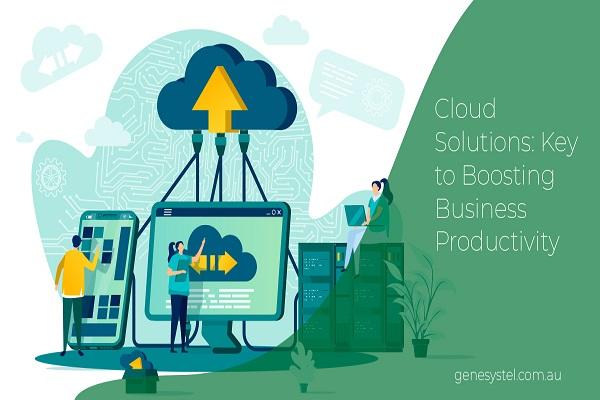 Cloud Solutions  ...