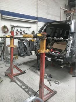 Quality Smash Repairs in Kilsyth